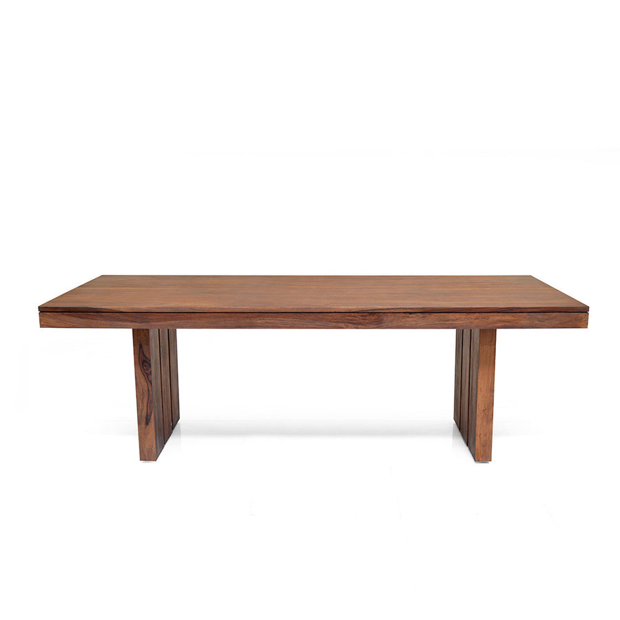 Delmonte Eight seater dining table (Walnut)