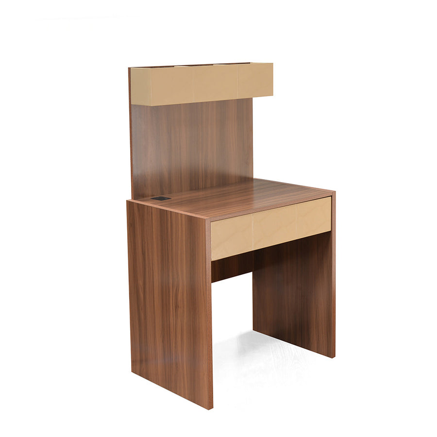Edgar Study Table (Brown)