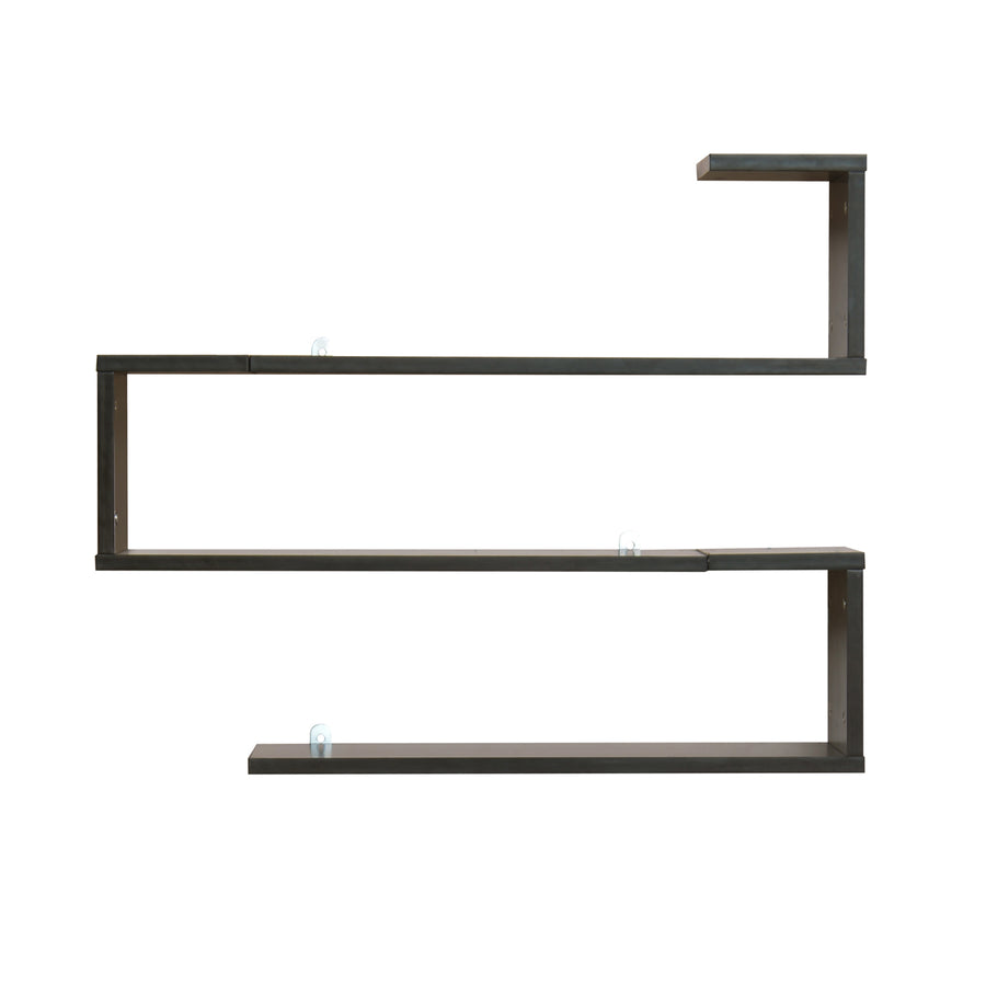 Emmada Wall Shelf (Wenge)