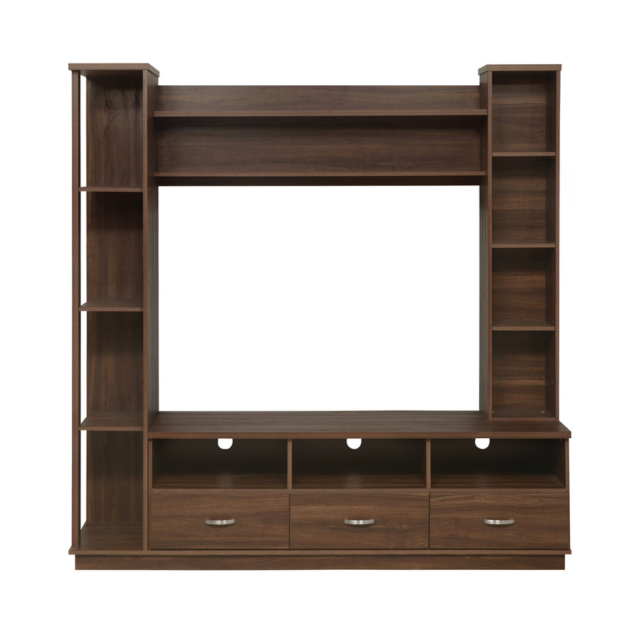 Emma Wall Unit (Cappucino)