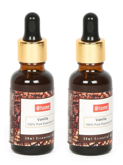 Vanilla 30 ml Essential Oil Set of 2 (Ivory)