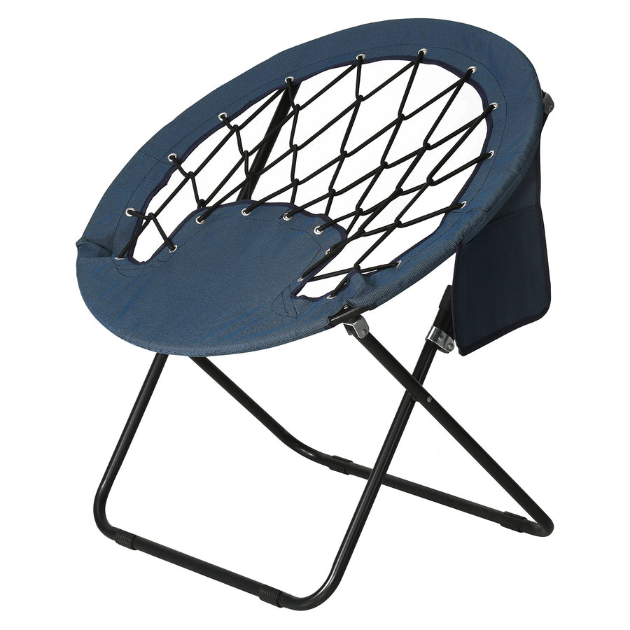 Fancy Garden Chair (Blue)