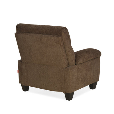 Fawn One Seater Sofa (Brown)