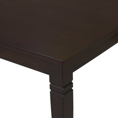 Fern Six Seater Dining Table (Erin Brown)