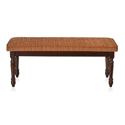 Isabella Dining Bench (Tobacco)