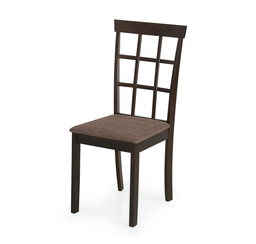 Trivia Dining Chair (Dark Cappucino)