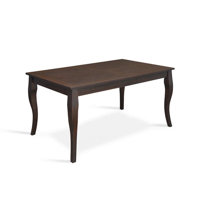 Larissa Dining Table Six Seater (Coffee)