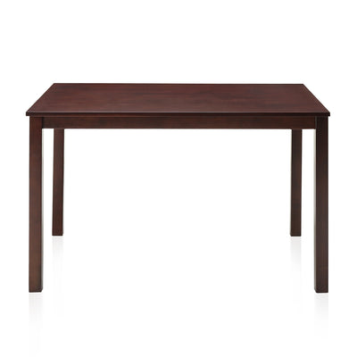 Peak Four Seater Dining Table (Cappucino)