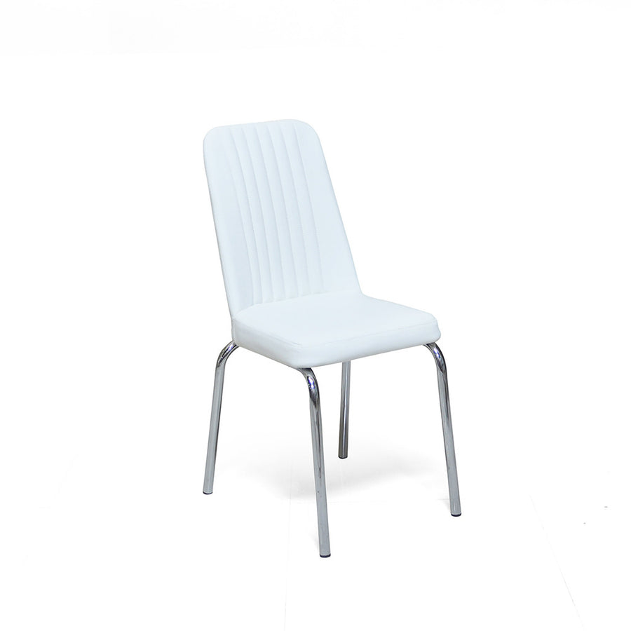 Finn Dining Chair (White)