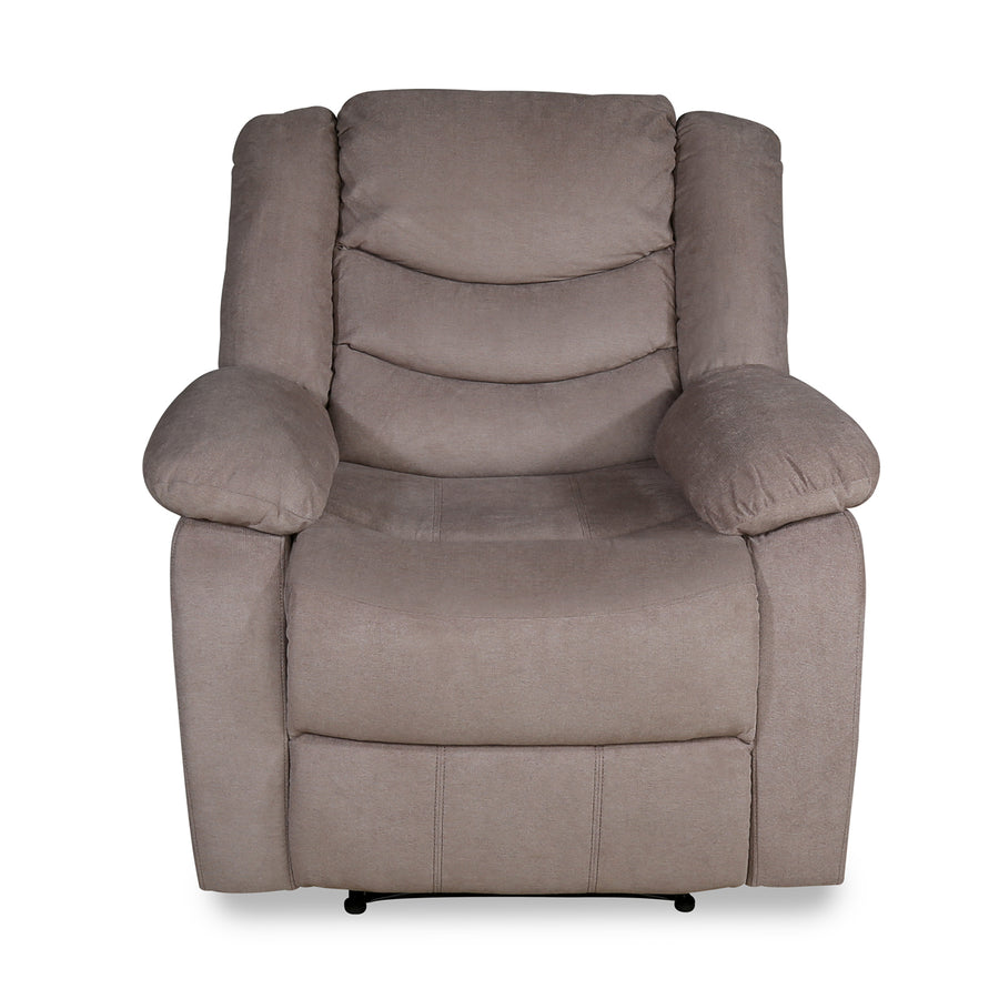Era 1 Seater Electric Recliner (Honey Beige)