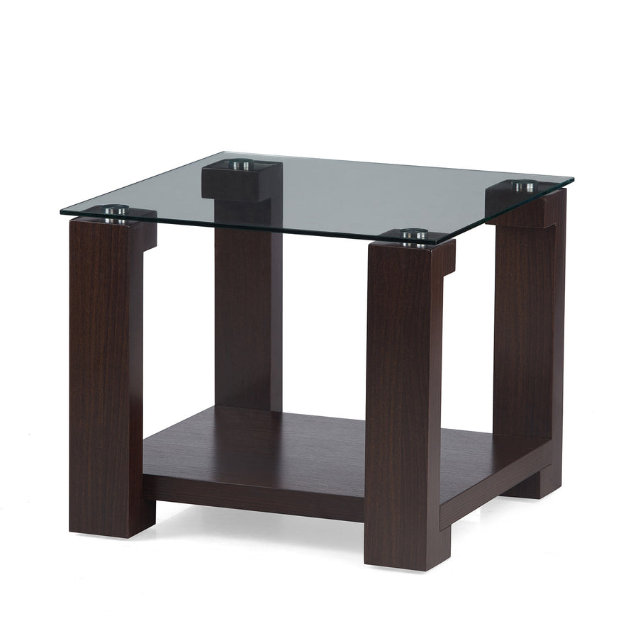 Verona Side Table (Walnut)