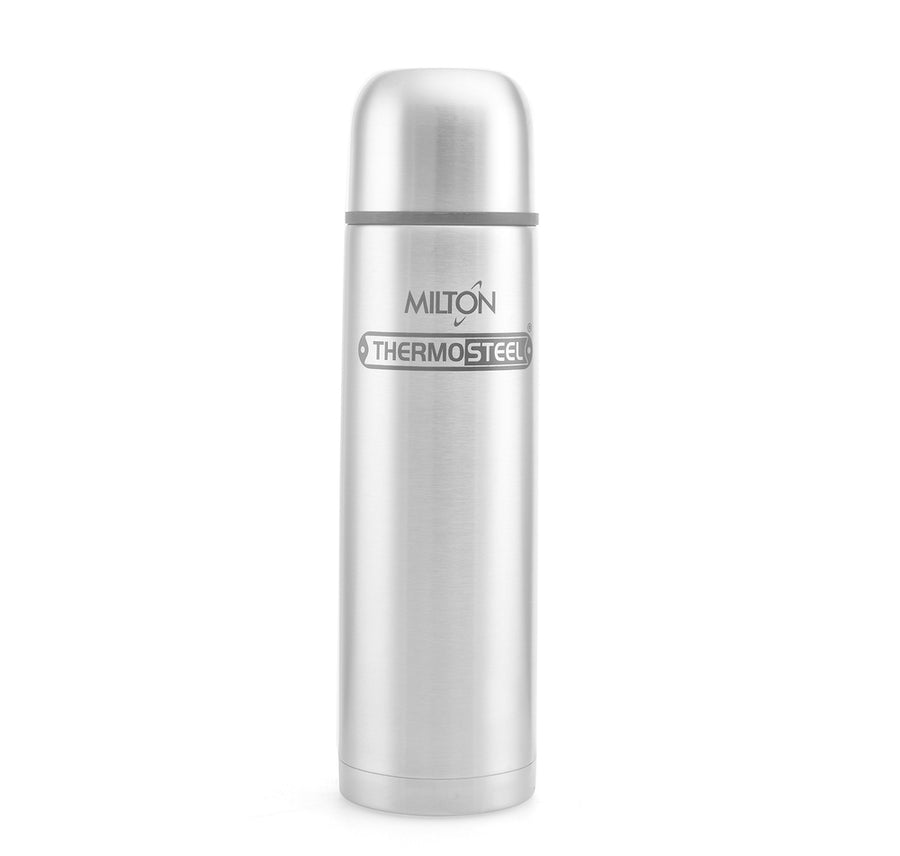 Milton Thermosteel Carafe 1000 ml Flask (Silver)