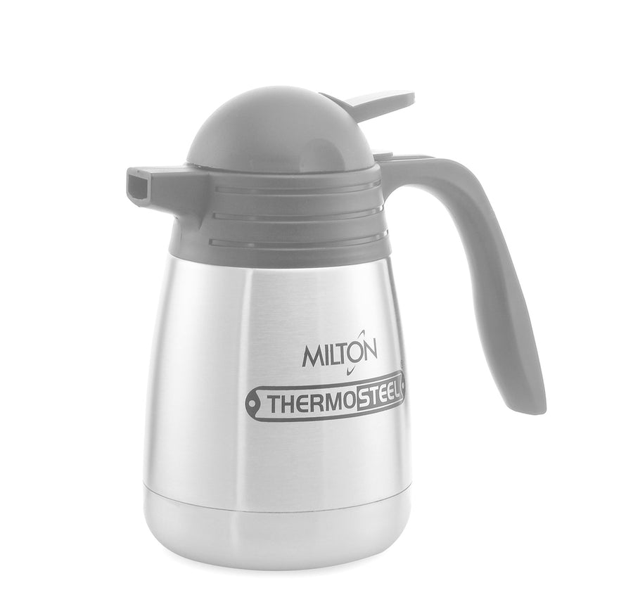 Milton Thermosteel Carafe 600 ml Flask (Silver)