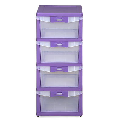 Nilkamal Chester 24 Chest Of 4 Drawer