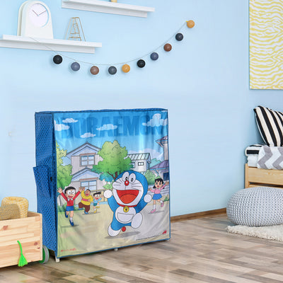Dreamland Kids Closet Double Door (Blue)