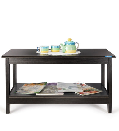 Nilkamal Baron Coffee Table (Wenge)