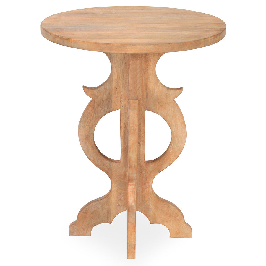 Luisa Center Table (Light Brown)