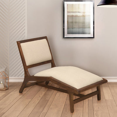 Procto Lounger Chair (Walnut)