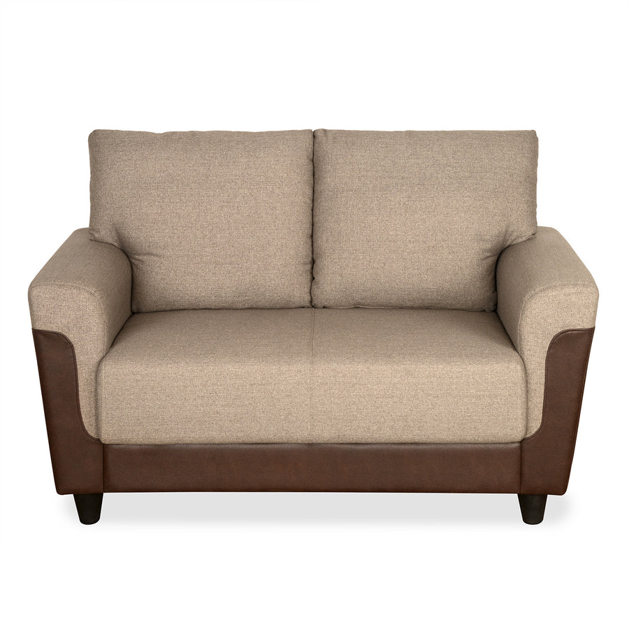 Saviour 3+ 2 Sofa Set (Mocha Brown)