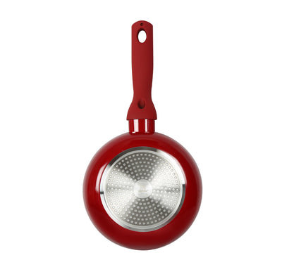 Bergner Bellini Induction Frypan (Red)
