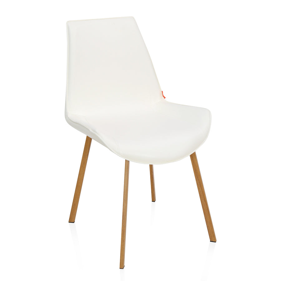 Fusion Dining Chair (White)