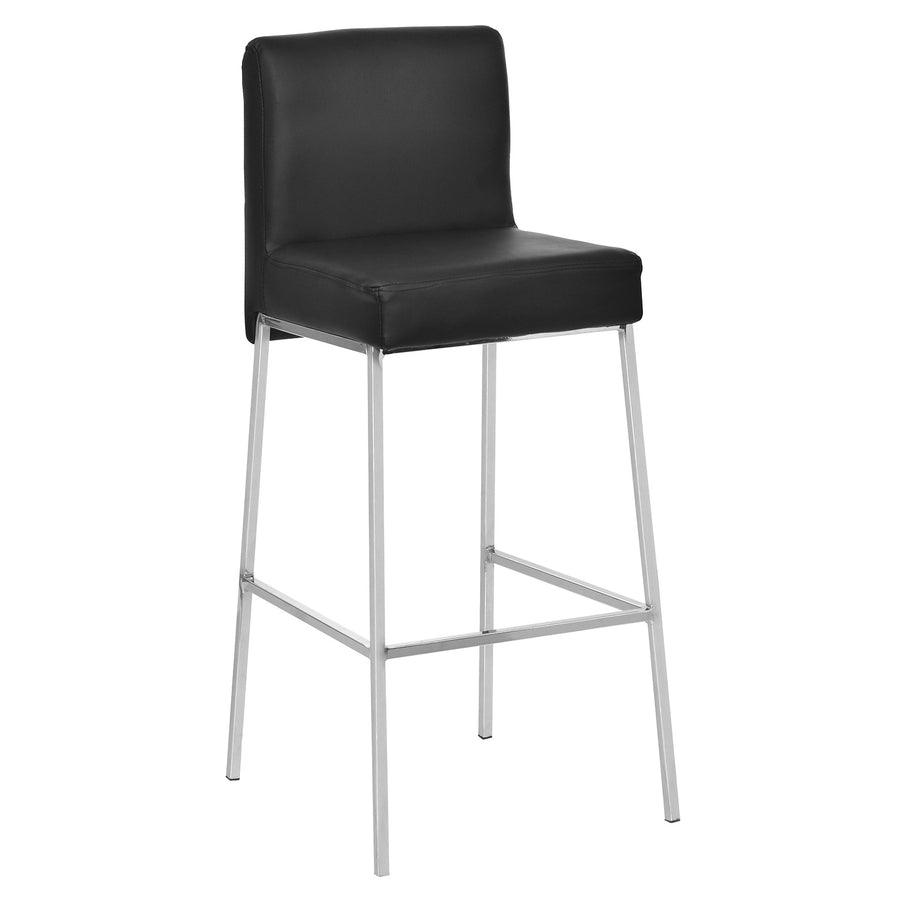 Gina Bar Stool (Black)