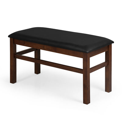 Glaze Dining Bench (Walnut)