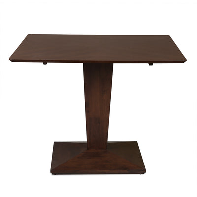 Glaze Four Seater Dining Table (Walnut)