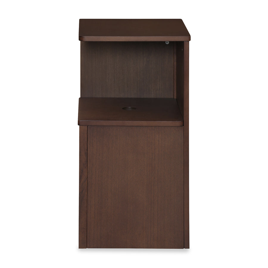 Glaze Storage Cabinet (Walnut)