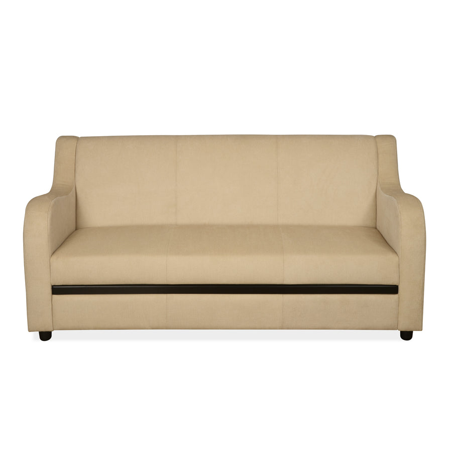Gregory Three Seater Sofa (Magic Cream)