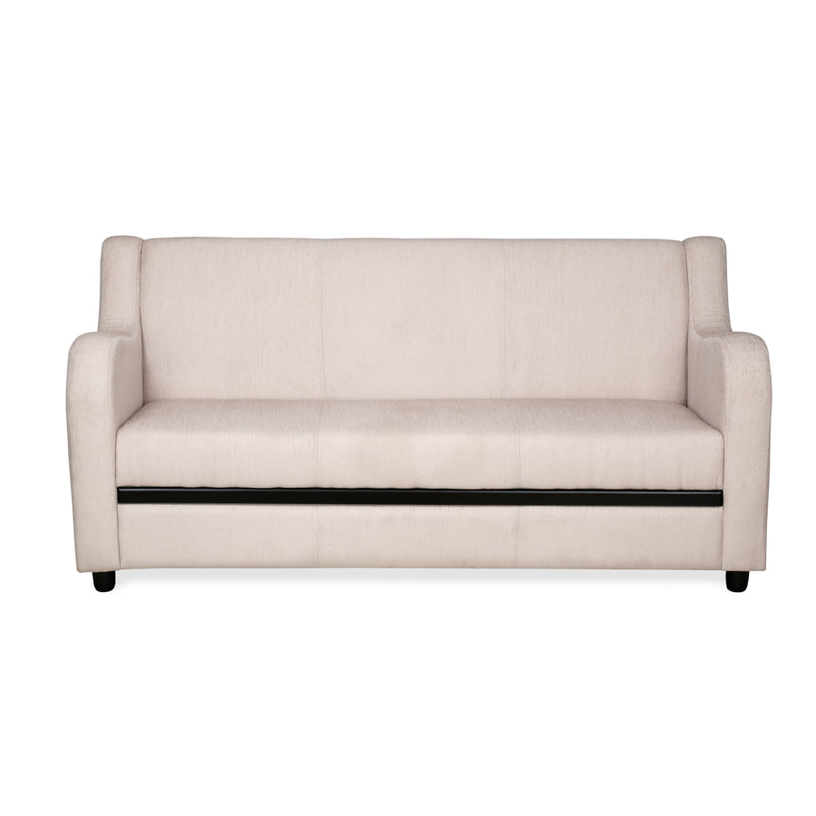 Gregory Three Seater Sofa (Moshi Cream)