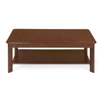 Jade Center Table (Classic Walnut)