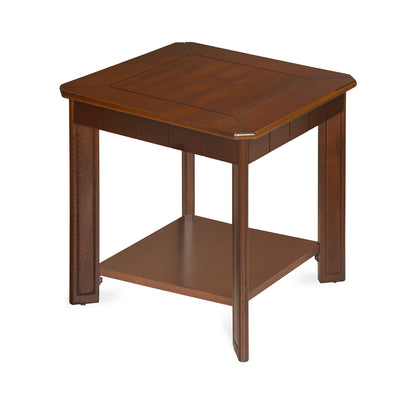 Jade Side Table (Classic Walnut)