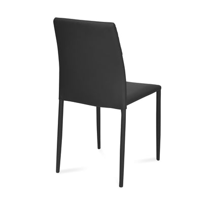 Janet Dining Chair (Black)