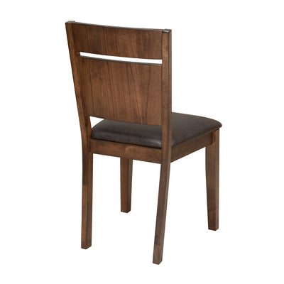 Jessica Dining Chair (Mindi Brown)