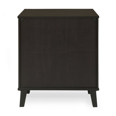 Jess Medium Shoe Cabinet (Cappucino)