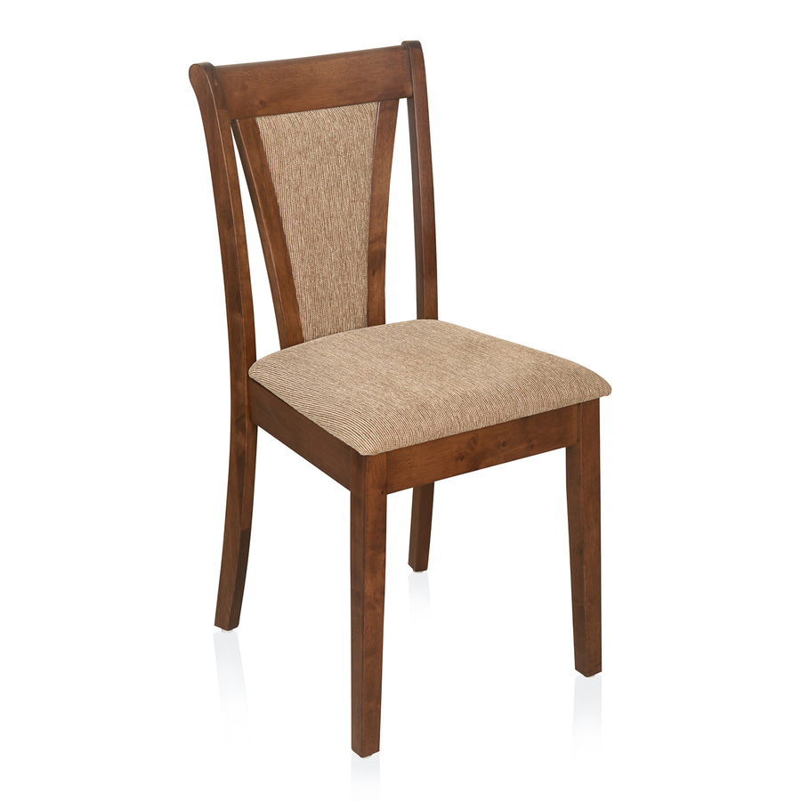 Jewel Dining Chair (Walnut)