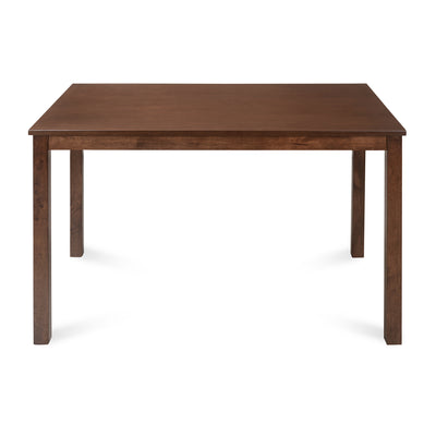 Jewel Four Seater Dining Table (Walnut)