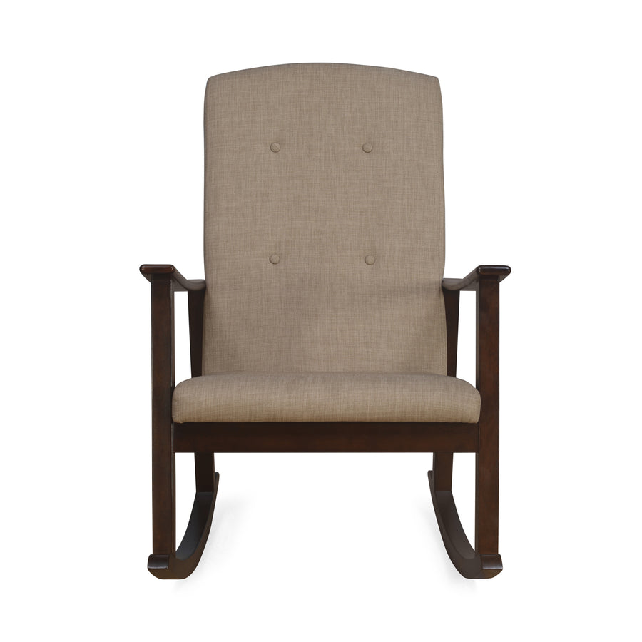 Kosmo Rocking Chair (Walnut)