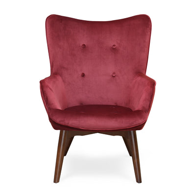 Leisure Occasional Chair (Red)