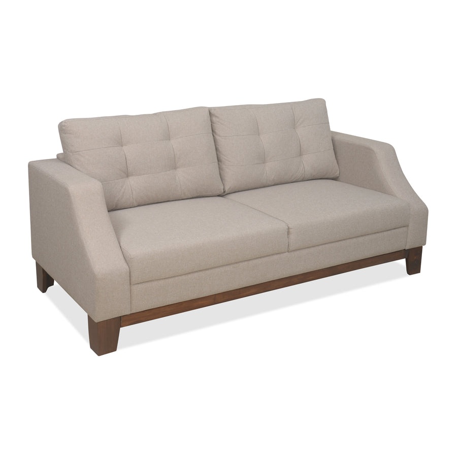 Liverpool Three Seater Sofa (Delicate Beige)