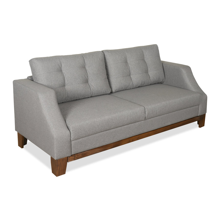 Liverpool Three Seater Sofa (Elite Grey)