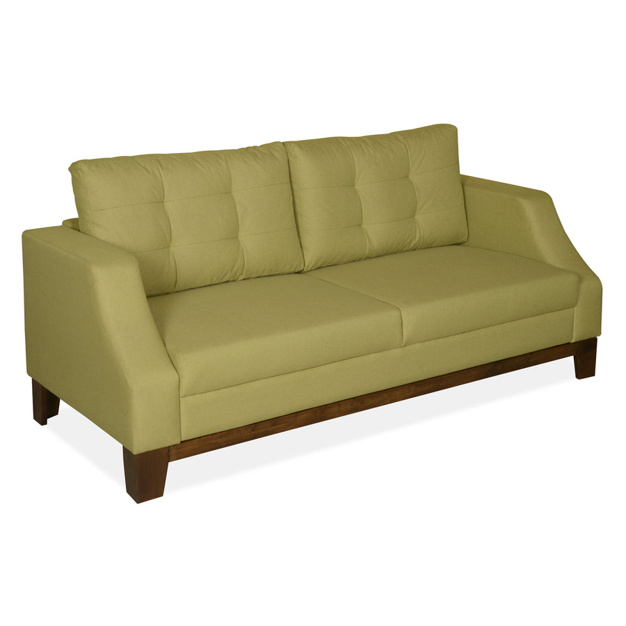 Liverpool Three Seater Sofa (Lush Olive)