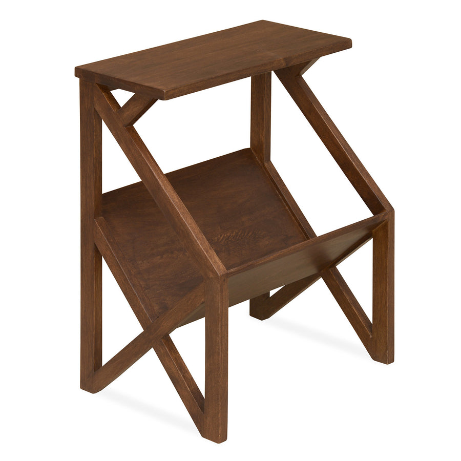 Liz Magazine Rack (Walnut)