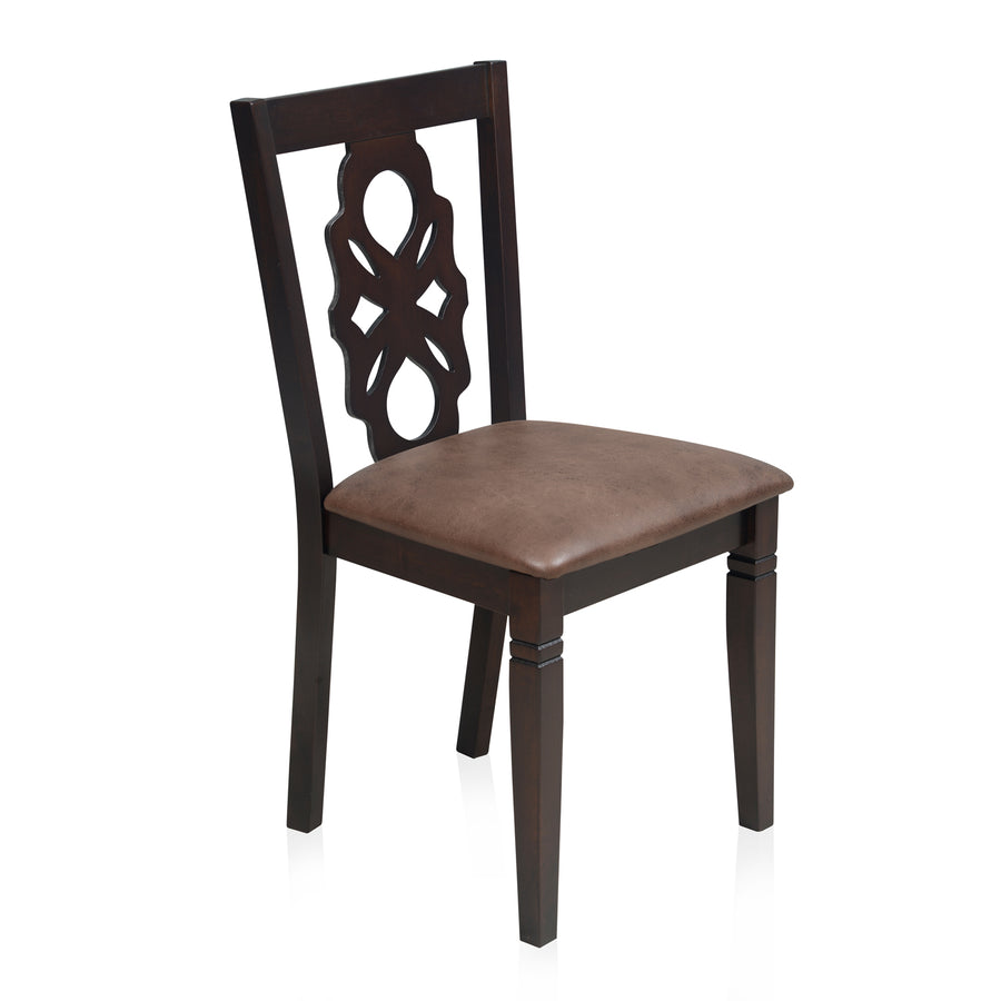 Luther Dining Chair (Antique Oak)