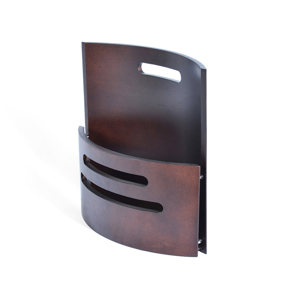 Willie Magazine Rack (Wenge)