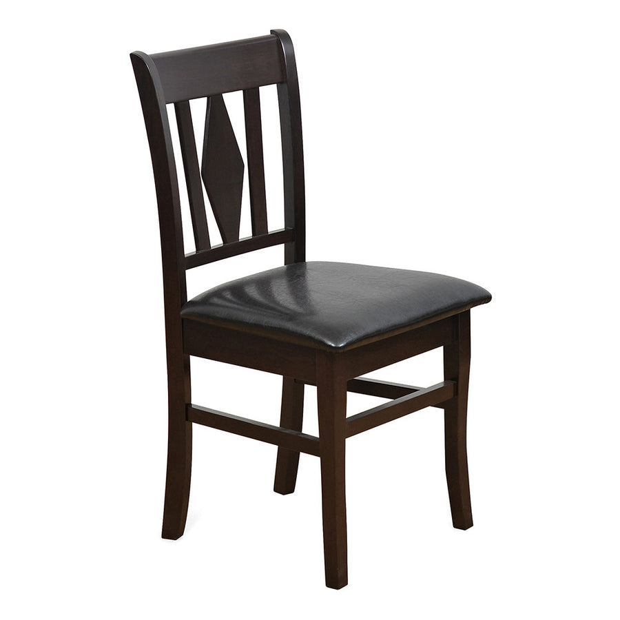 Malmo Dining Chair (Brown)