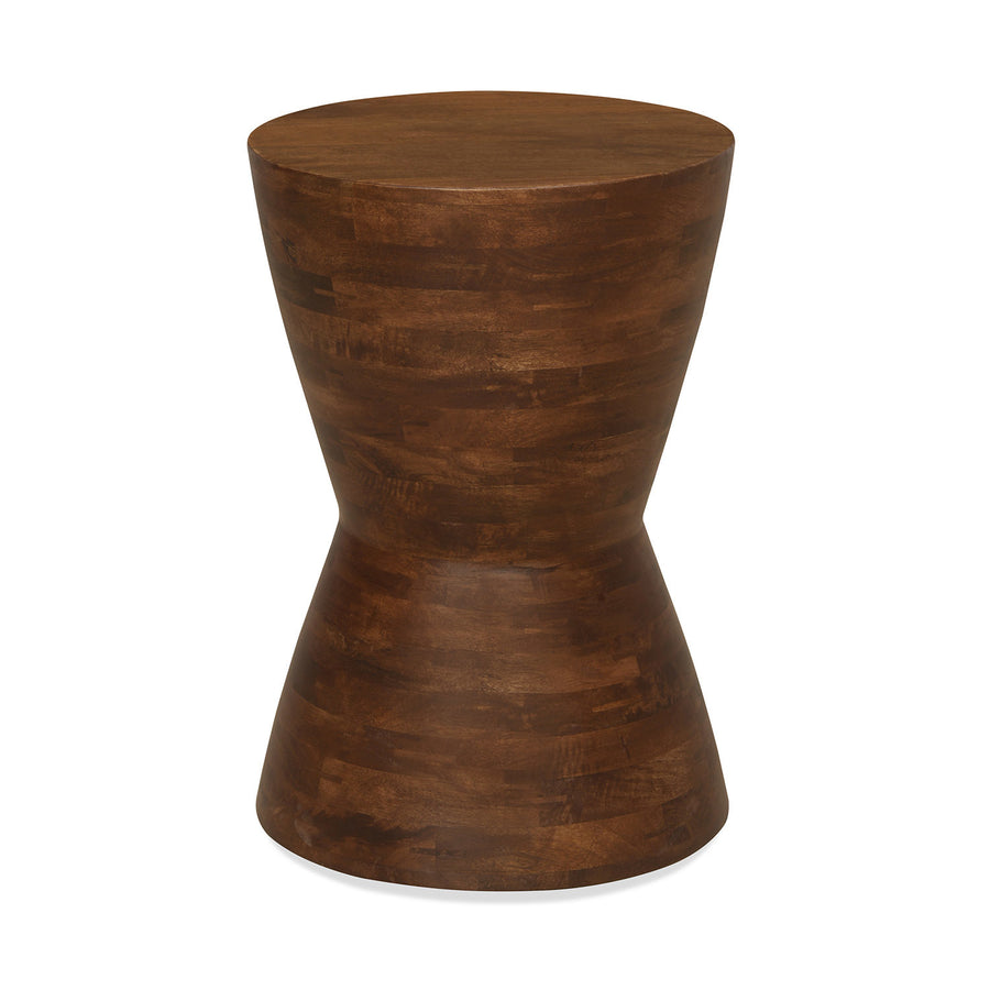 Mapta Round Stool (Walnut)