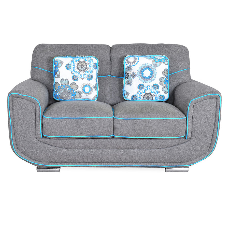 Marly Two Seater Sofa (Grey)