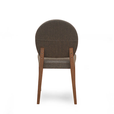 Messo Dining Chair (Dark Walnut)